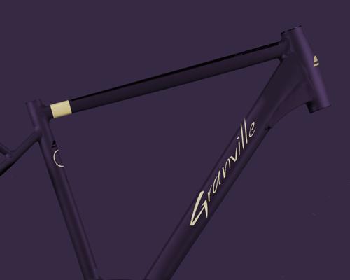 Purple - Crème