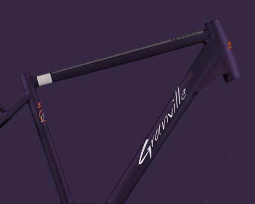 Purple - Orange
