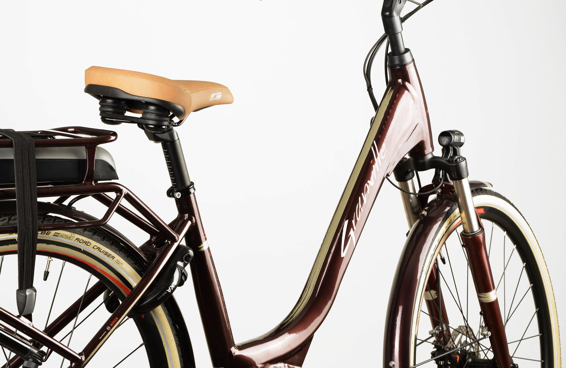 E-bikes 2018