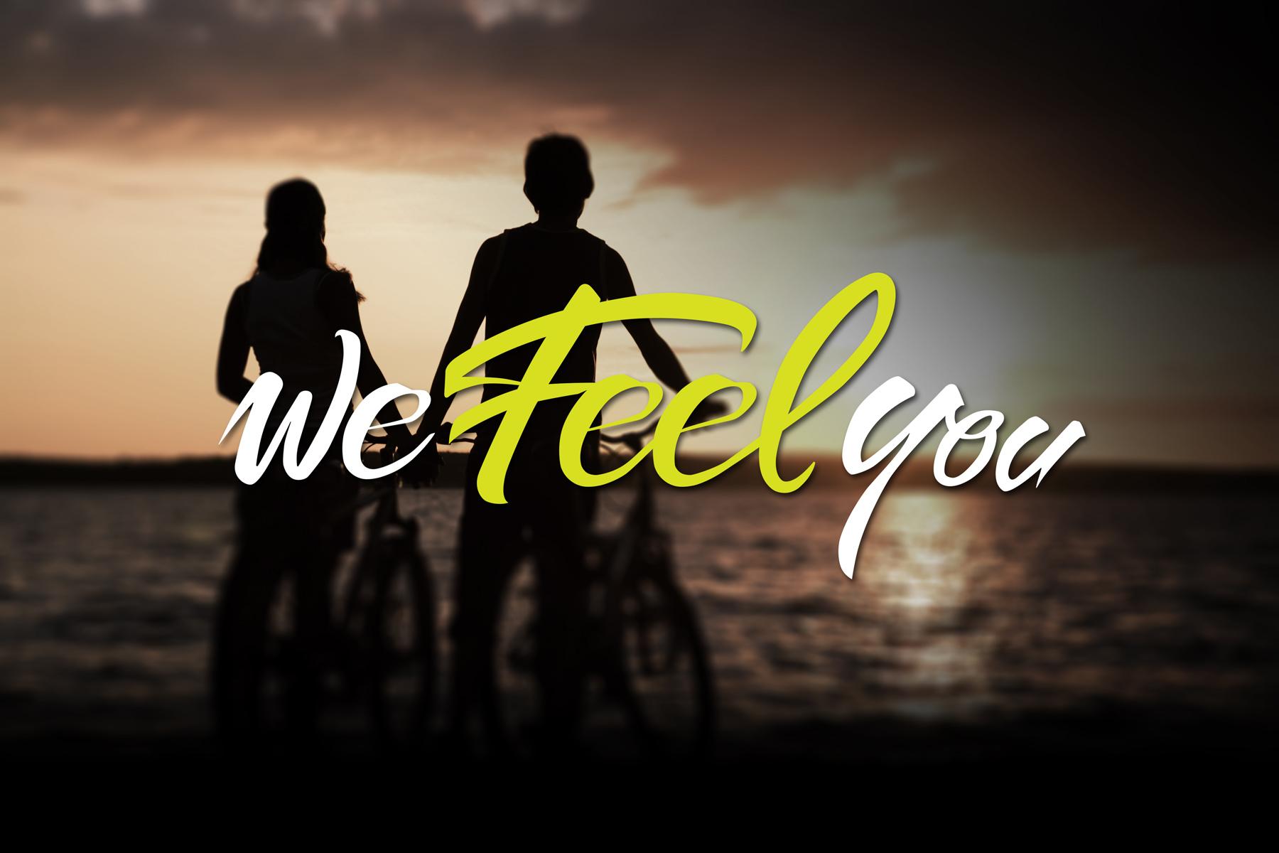 #WeFeelYou