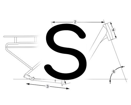 S: 420mm